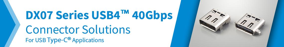 USB4™ DX07系列